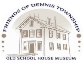 Friends Od Dennis Township Old School House Museum Logo